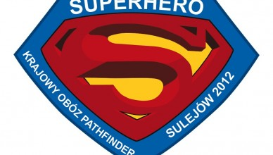 Super Hero - logo
